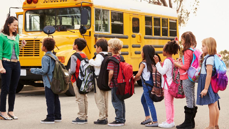 Састанак у вези превоза ученика
