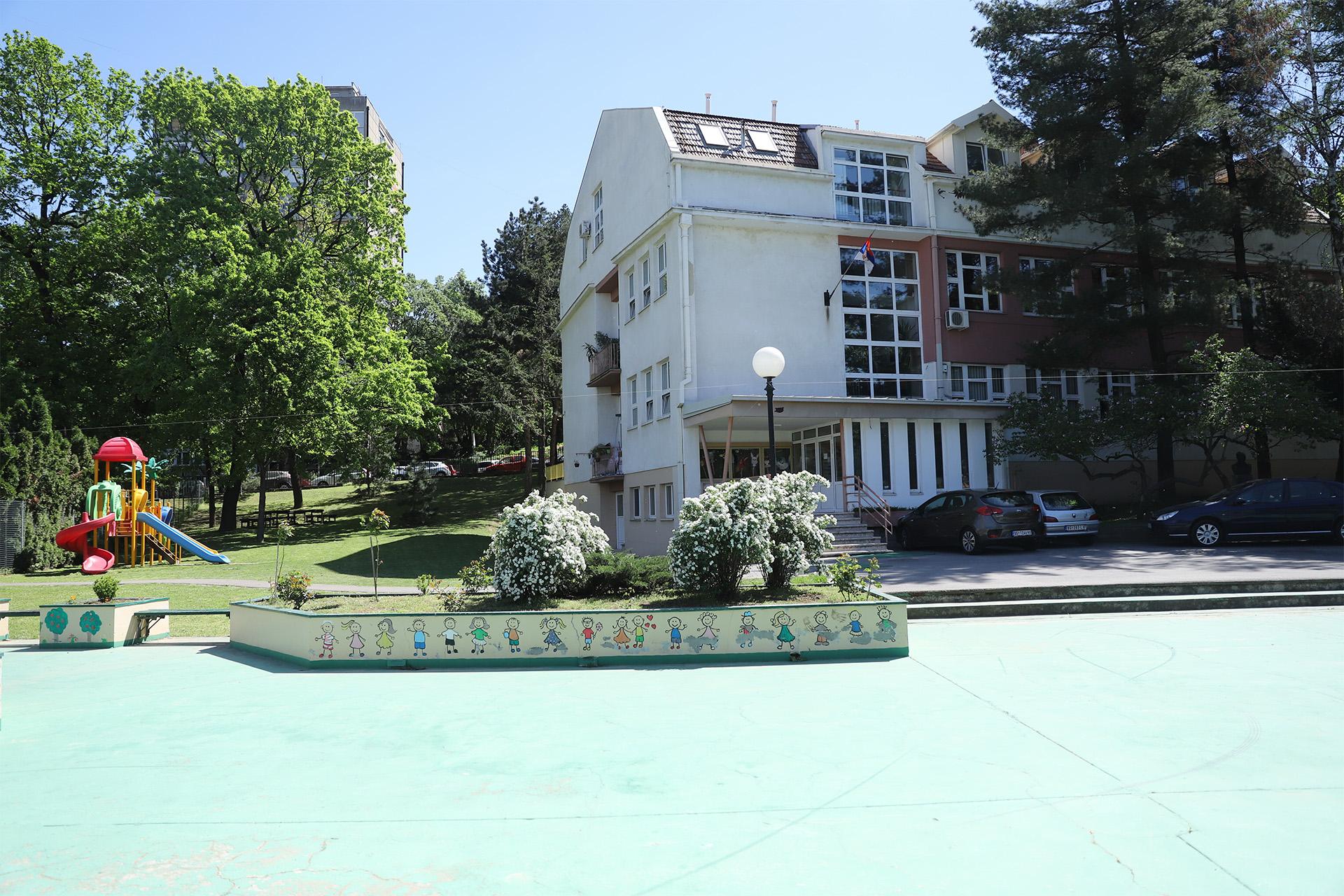 Основна школа Милоје Павловић