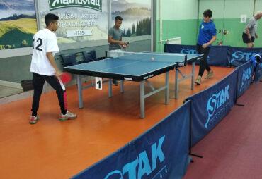 Регионално такмичење у Стоном тенису